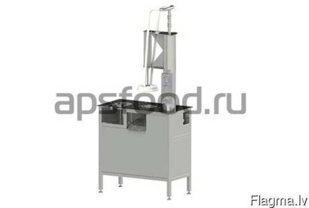 Cheese demoulding machine