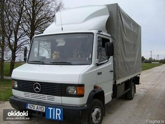 Доставка грузов из Латвии в Германию,Голландию.