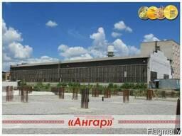 Hangar 18x78 noliktava, ražošana