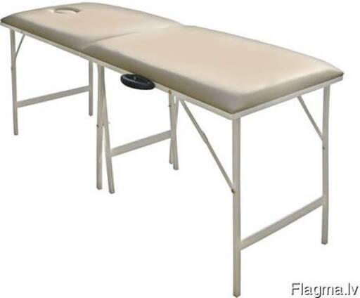 Массажный стол складной.