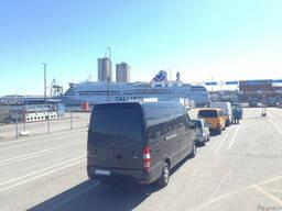 Морские международные перевозки автотранспортом