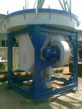 Оборудование для переработки отходов.