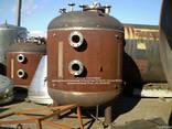 Отстойники с нержавеющей стали, эмаллированные, биметалла - фото 1