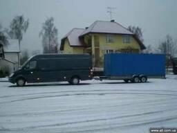 Переезд доставка перевозка Латвия Россия Белоруссия Европа