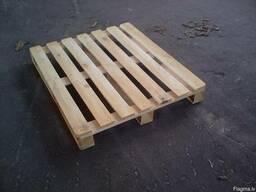 Поддоны, паллеты деревянные от производителя.