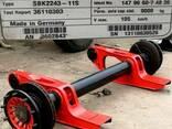 Продаю интегральные оси SAF BI9-22K01