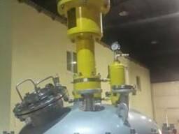 Реактор 16м3. давление 16 Мпа. Мешалка спец сталь. Германия - фото 5