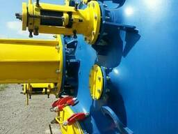 Реактор эмалированный 25м3. эмаль синяя WWG. - фото 2
