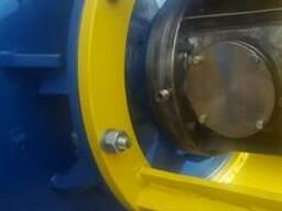 Реактор эмалированный 25м3. эмаль синяя WWG. - фото 3