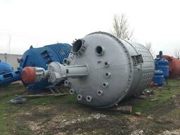 Реактор из нержавеющей стали 25м3. - фото 2