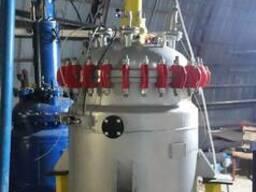 Реактор с нержавеющей стали Купить в Риге