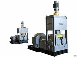 Roller press for peat briquetting - фото 6