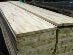 Whitewood - glued wood panels A/B