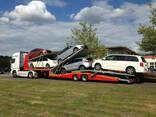2 axle 6 Car carrier Semi-trailer new - photo 5
