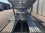 2 axle 6 Car carrier Semi-trailer new - photo 7