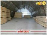 Ангары /цеха /склады под деревообработку - фото 1