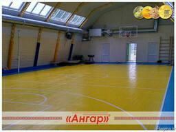 Ангары под разные виды спорта: каток, теннисная площадка, др - photo 5