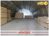 Ангары полигональные для хранения с/х продукции, зерна - photo 4