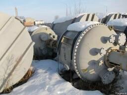 Аппараты с перемешивающим устройством 6,3м3. 10м3.25м3. 32м3