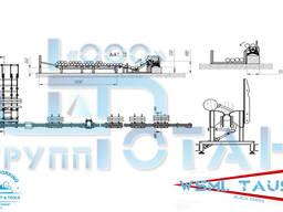 Автоматические линии сортировки и учета бревен TAUS WSML ASLL