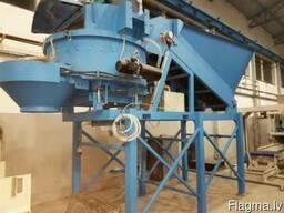 Б/у мобильный бетонный завод 10 м3 в час
