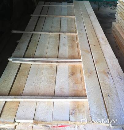 Birch Lumbers edged / unedged sawn timber