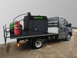 Bitumena smidzināšanas iekārtas TICAB BS-1000
