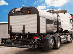 Bitumena transporta un smidzināšanas iekārtas TICAB ABS-3000