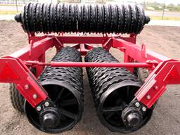 Compacting preseeding roller / Каток прикатывающий - фото 6