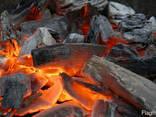 Древесный уголь, ресторанного качества, Charcoal - фото 1