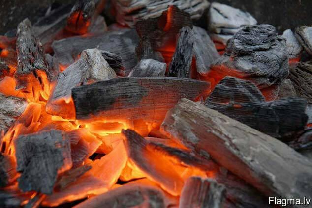 Древесный уголь, ресторанного качества, Charcoal