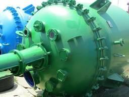 Эмалированный реактор объемом 6,3м3. в Латвии