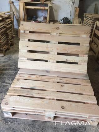 EPAL Pallet Flooring 800х1200 FSC