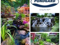 Firestone PondGard Epdm – membrāna jebkuru ūdens rezervuāru hidroizolācijai.