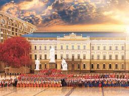 Фотокартина «Душа Украины» в подарочном исполнении