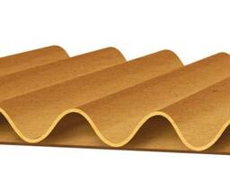Гофрокартон двухслойный в рулонах/ two-layer corrugated card