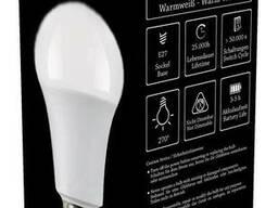 Лампа Е27, 11 Вт, с резервной системой питания