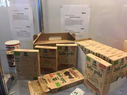Латвийская зелёная гречка био / organic / bio