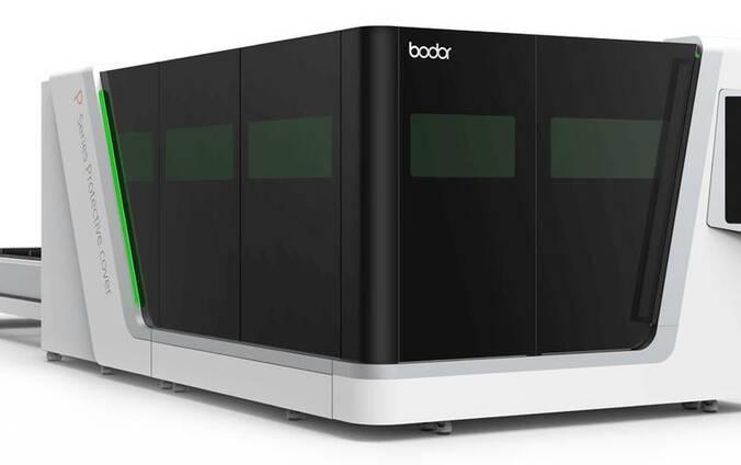 Лазерный отрезной станок BODOR серии Р.
