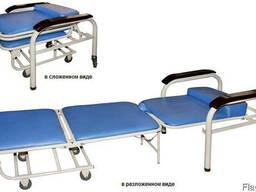 Медицинское кресло-кровать. - фото 2