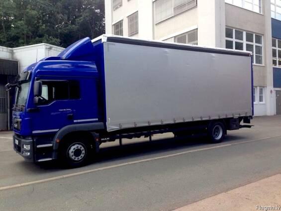 Международные грузовые перевозки Европа Россия Скандинавия