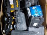 Микс паллеты с электроинструментом и садовым инструментом - фото 1