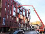 Мойка окон и фасадов зданий - фото 1