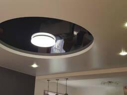 Натяжные потолки - photo 2