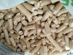 Пеллеты древесные 6 и 8-мм