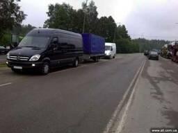 Перевозка Переселенцев из / в Россия Белараусь Европа Латвия