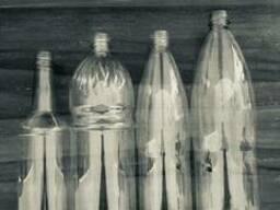 Пластиковые ПЭТ-бутылки