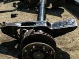 Дисковая ось на коробах SAF SKRB9022WI 247.96.37.7.4 - фото 1