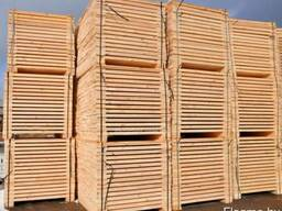 Produce all sizes of product from wood. lumber.