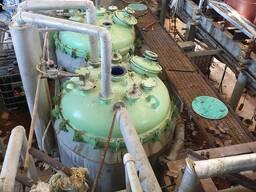 Реактор с перемешивающим устройством, 3.2 м3